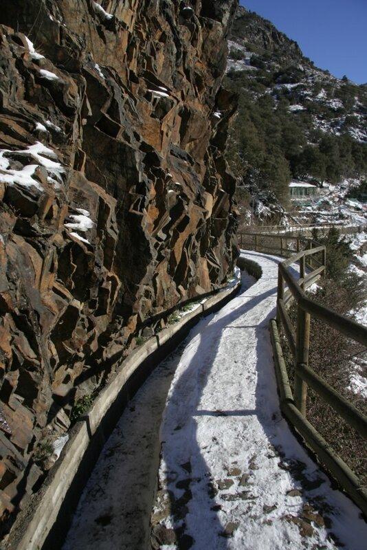 Туристическая тропа над Андорра-ла-Велья