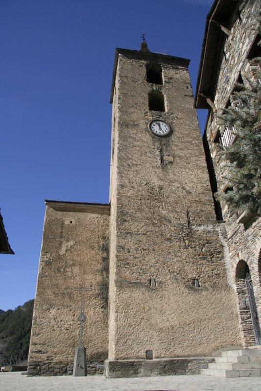 Церковь Святого Корнелиуса и Святого Киприана, Ордино