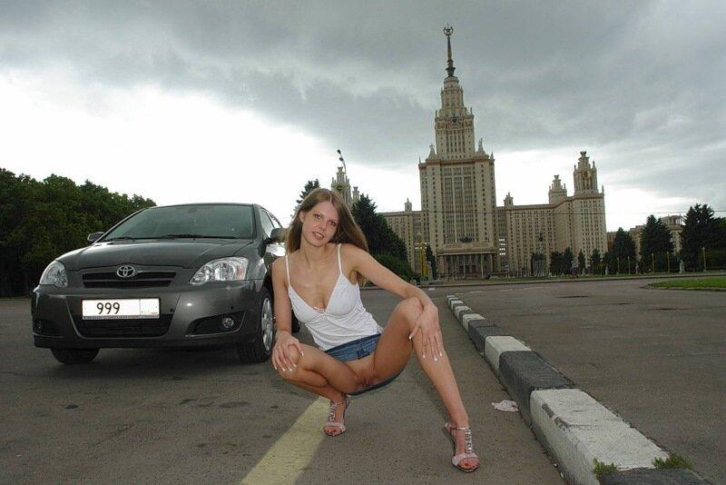 сняли на улице девушку фото