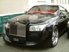 Rolls Royce Coupe или 350Z?