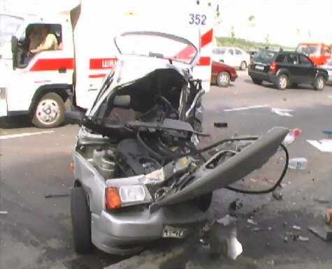 Трагедия на Набережном шоссе
