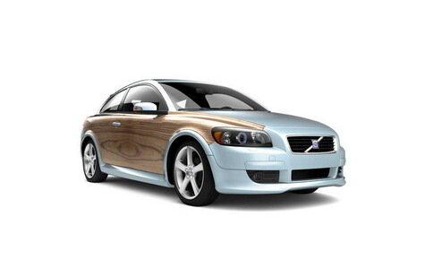 Сделай Volvo C30 эксклюзивом!