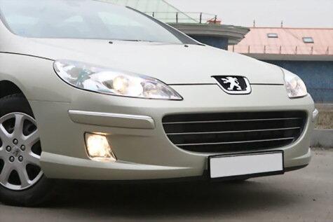 Мужской Peugeot увлек женщин