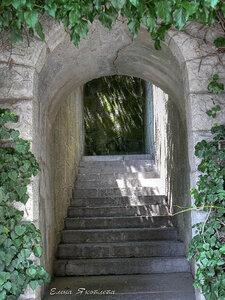 лестница в Ливадии