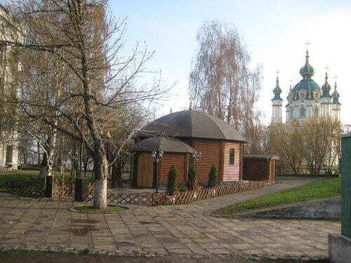 Десятинная Церковь век ХХI-ый.Фото FAVOR на Яндекс.Фотках
