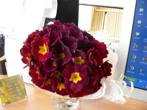 весна в офисе