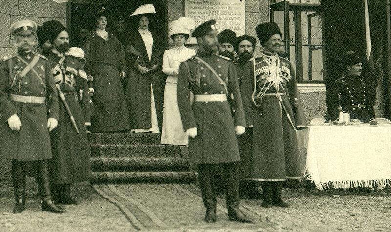 Николай второй. 1916 год
