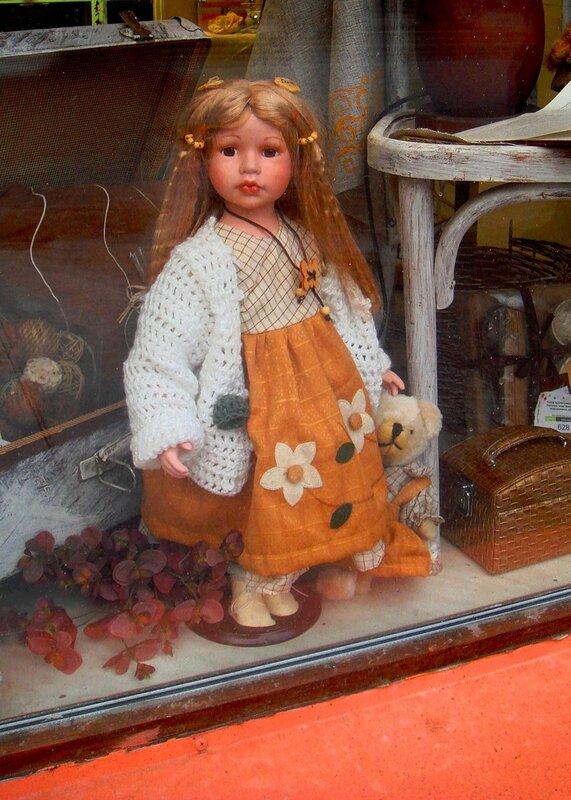 Папа, подари мне куклу...