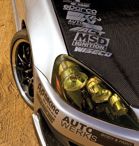 Acura RSX Type S Turbo