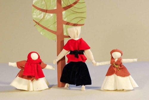 Игрушки на елку для улицы своими руками