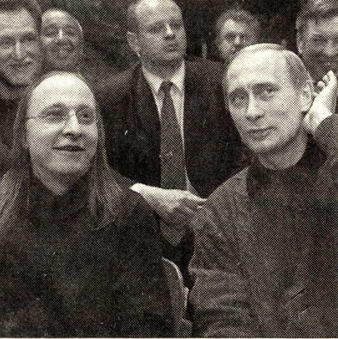 Охлобыстин Путин