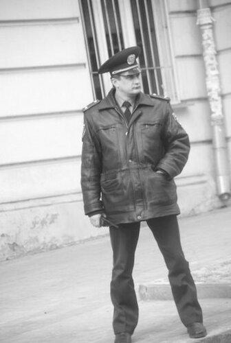 Подполковник милиции Соцкий