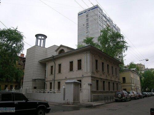 Б афанасьевский пер 27