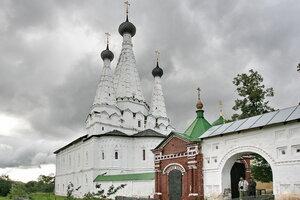 Углич. Алексеевский монастырь. Успенская
