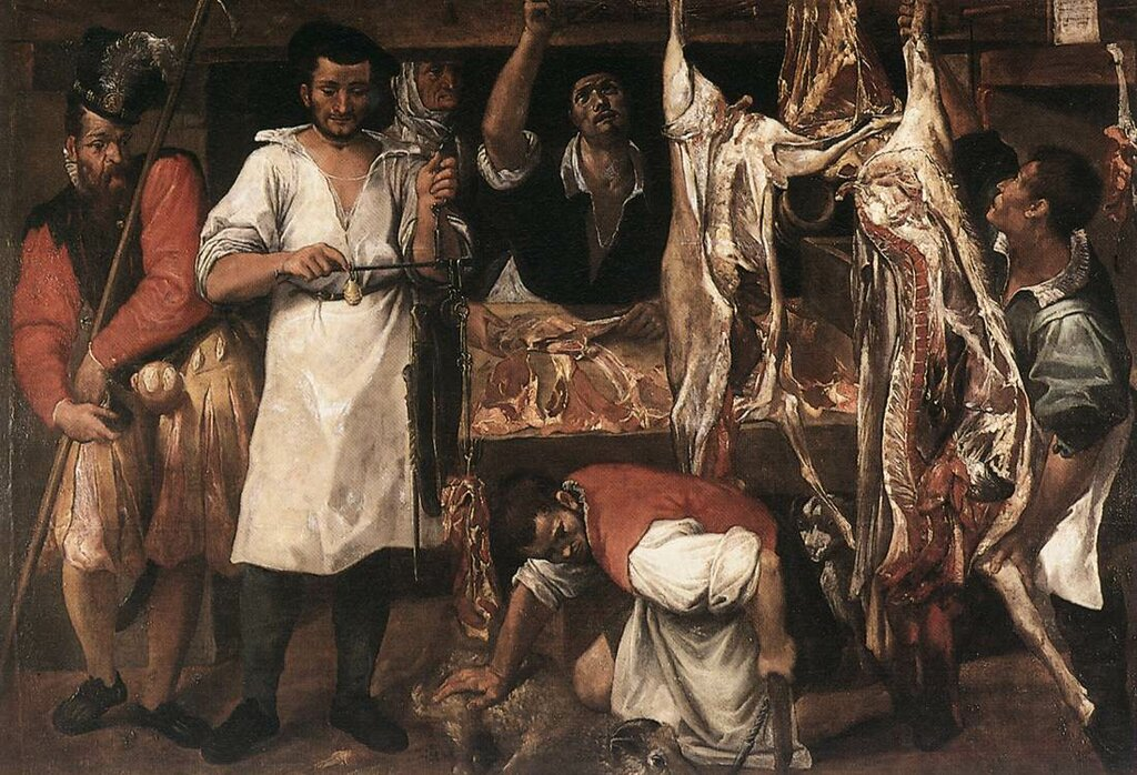 Annibale_Carracci_-_Butcher's_Shop_-_WGA044091580-е.jpg
