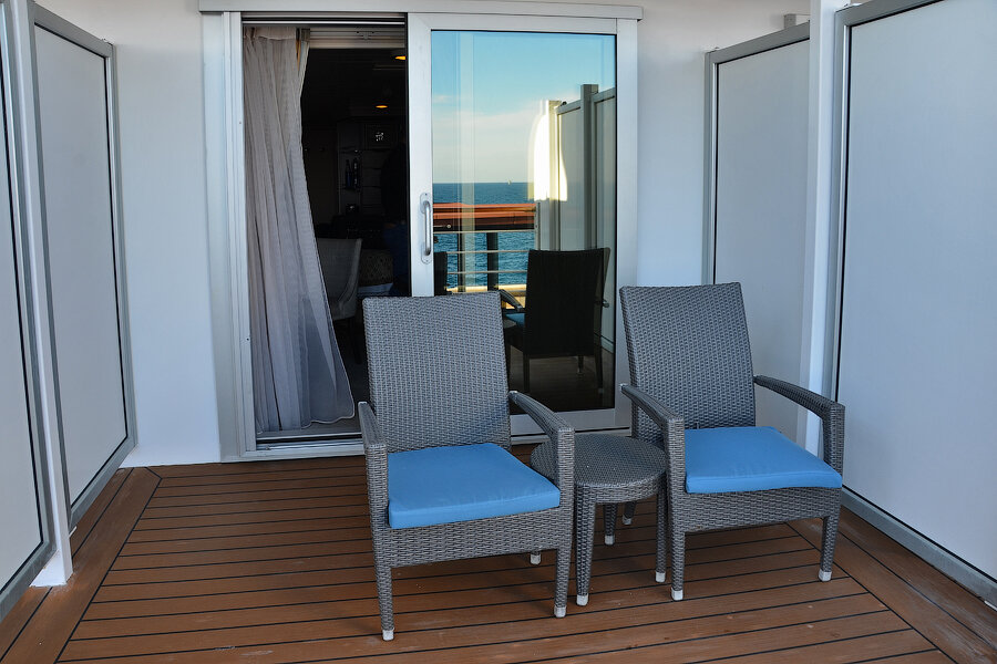 Красиво жить не запретишь: круиз ради круиза на Oceania Riviera