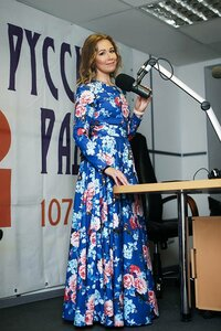 Современные русские платья