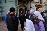 Воспитанники мытищинского приюта Преображение посетили Троице-Сергиеву лавру и Академию