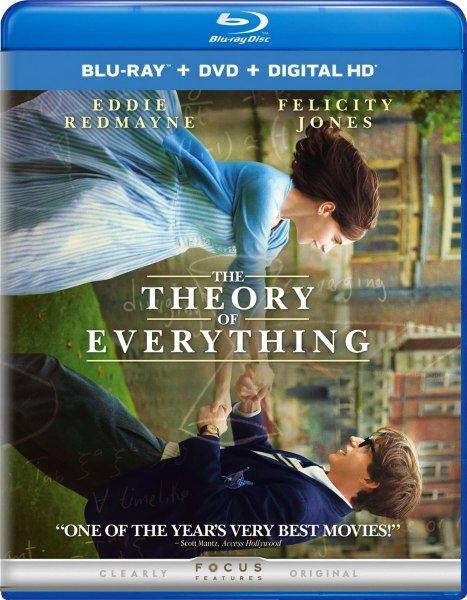 Вселенная Стивена Хокинга / The Theory of Everything (2014) BDRip 1080p/720p + HDRip