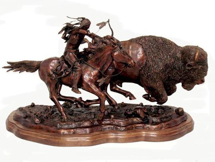 Удивительные скульптуры из бумажной массы 0 115b6b c379d058 orig