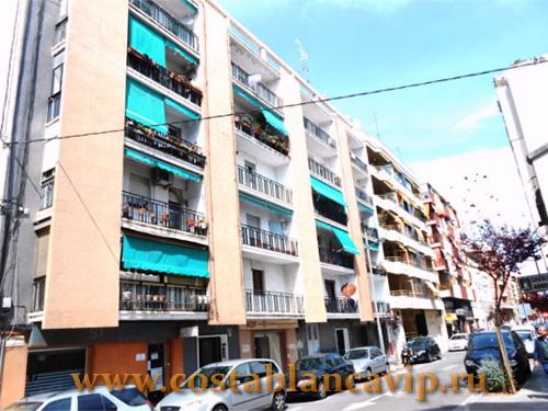 Квартира в Gandia, Квартира в Гандии, банковская квартира, залоговая недвижимость, недвижимость в Испании, квартира в Испании, недвижимость в Гандии, Коста Бланка, CostablancaVIP, Гандия, Gandia, дешевая квартира, квартира в центре города