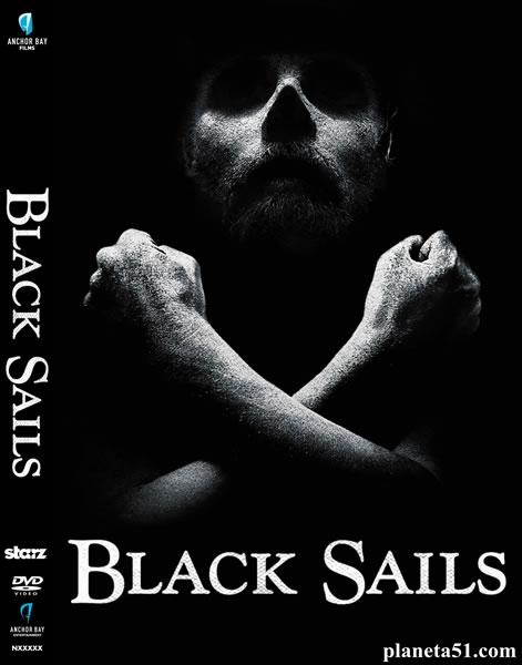 Черные паруса (2 сезон: 1-10 серии из 10) / Black Sails / 2015 / ПМ (LostFilm) / WEB-DL (720p)