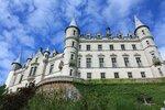 Замок Данробин (Dunrobin Castle) Шотландия