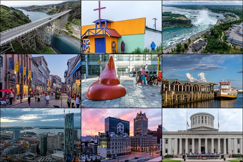 Экскурсия по 50 штатам США со всеми фотографиями