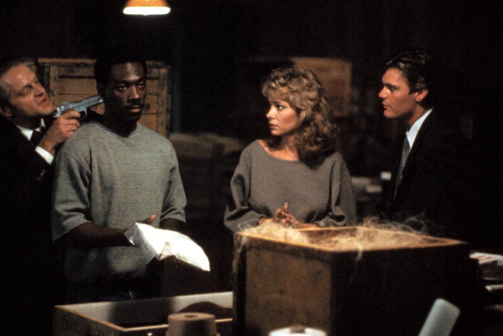 Глупо спорить с утверждением о том, что роль Акселя Фоули сделала из Эдди Мерфи не просто запоминающ