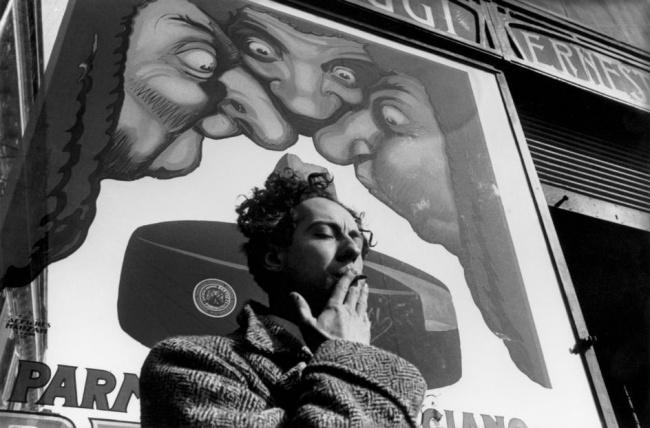 Французский писатель Андре Пьейр деМандьярг, Италия, 1933 Стремитесь кновым вершинам Анри Брессон