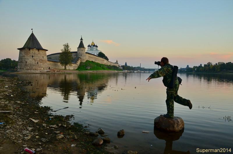 фотографирую Псков