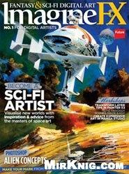 Журнал ImagineFX - November 2013