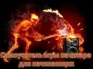 Книга Самоучитель игры на гитаре (Обучающее видео)