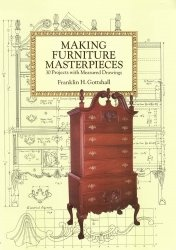Книга Making Furniture Masterpieces: 30 Projects with Measured Drawings