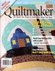 Quiltmaker №136 2010