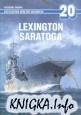 Книга Lexington, Saratoga cz. 1 (Encyklopedia Okrętów Wojennych 20)