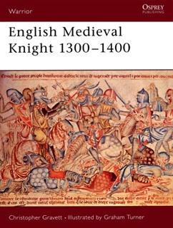 Книга Osprey - Warrior - 058 - English Medieval Knight 1300-1400