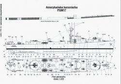 Журнал Канонерская лодка PGM-17 и Пожарный катер