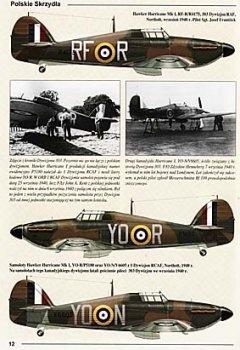 Журнал Polish Wings 4 - Hawker Hurricane