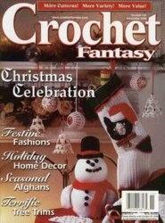 Журнал Crochet Fantasy №145 2000