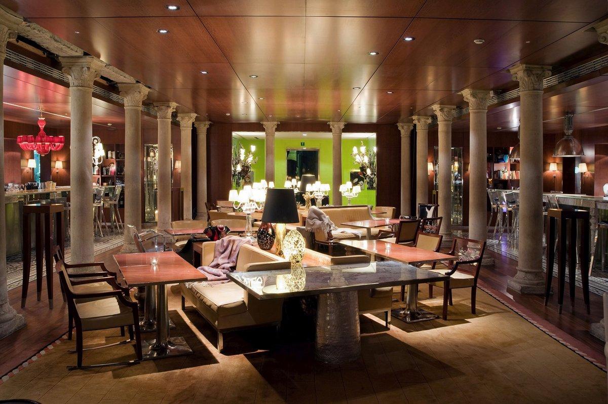 Aristide Najean, Palazzina G, отель Palazzina G, отели в Венеции, обзоры отелей Венеции, обзоры отелей в Италии, лучшие отели мира, обзор отелей мира