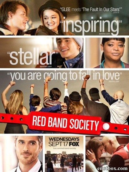 Красные браслеты (USA) / Red Band Society - Полный 1 сезон [2014-2015, WEB-DLRip | WEB-DL 720p] (Невафильм)