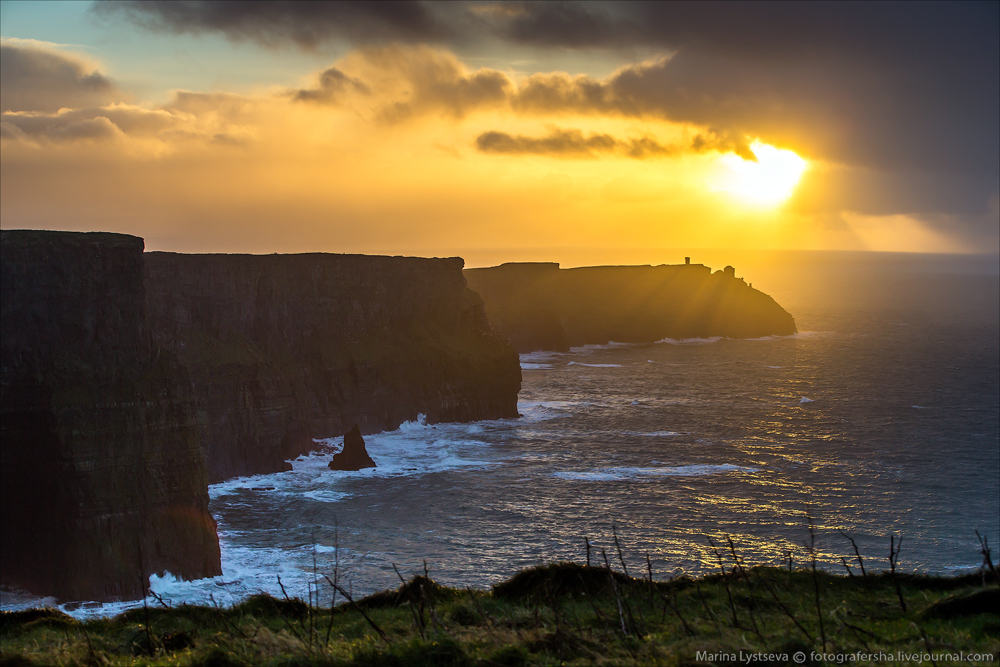 Moher cliffs