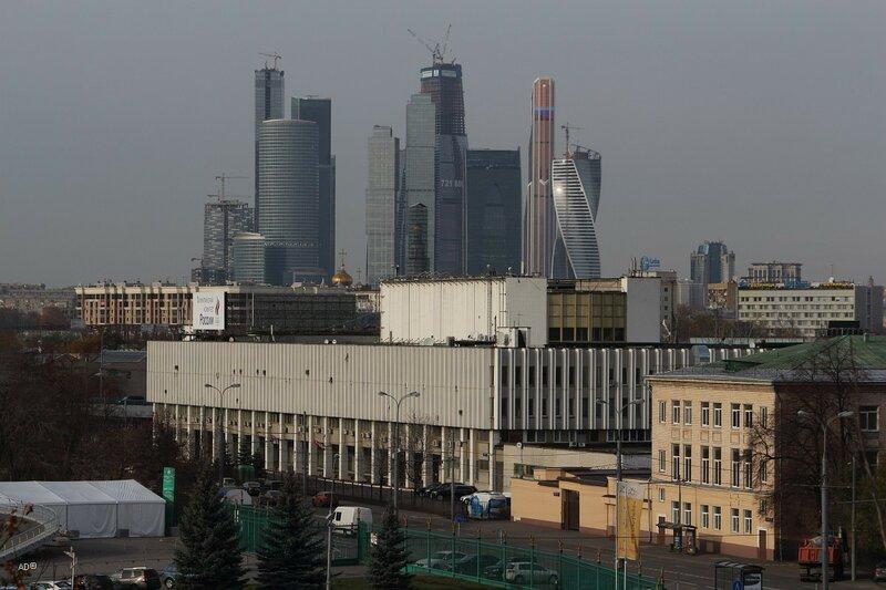 Олимпийский комитет России и «Москва-Сити»