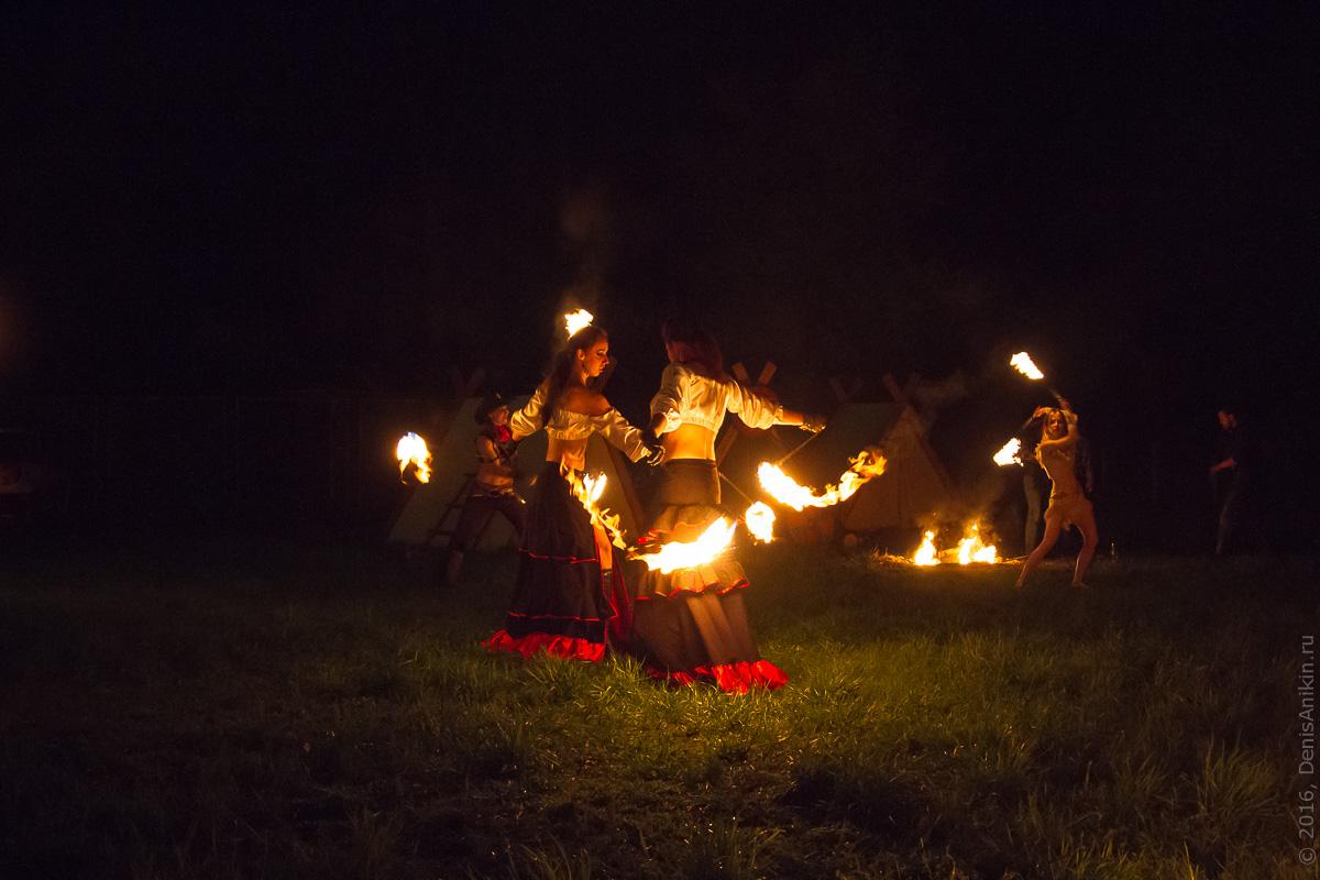 Правый Берег 2015. Танец Огня. 10