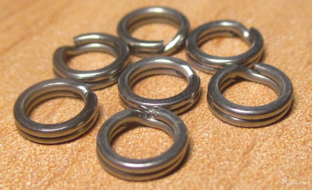 что такое заводные кольца для рыбалки