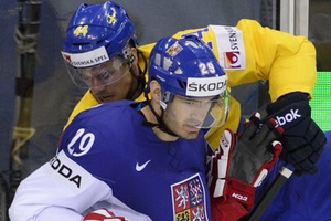 Защитник «Адмирала» Ян Коларж вызван в сборную Чехии