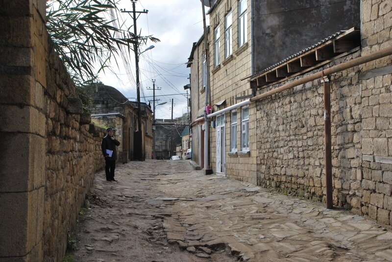 Дербентские улицы