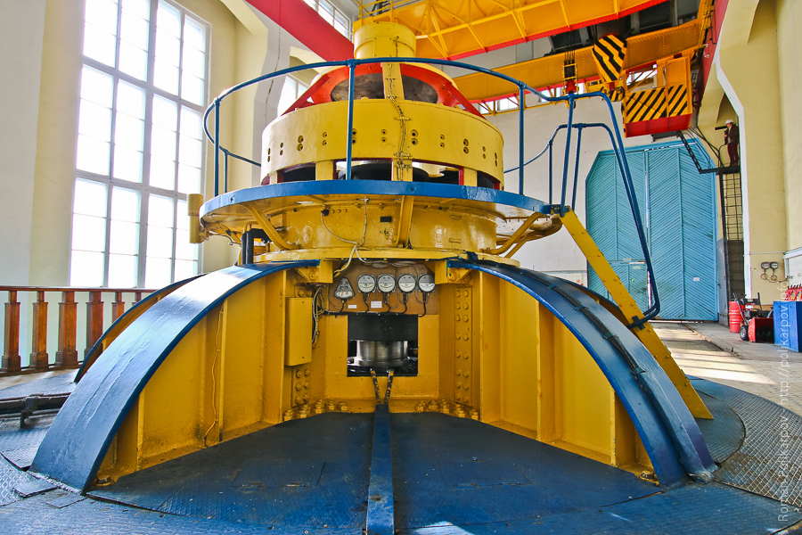 0 cc918 8c8a8e05 orig Нива ГЭС 2   первая станция в Мурманской области