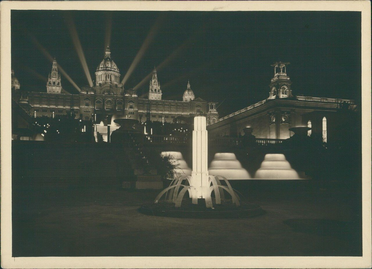 1930-е. Париж ночью